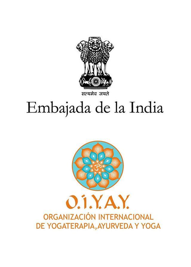 Embajada de la India - Organización Internacional de Yogaterapia, ayurveda y yoga